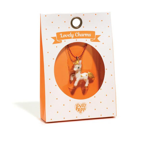 Lovely Pony Charm - Djeco