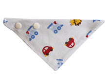 Load image into Gallery viewer, Little Lion Bandana Bib