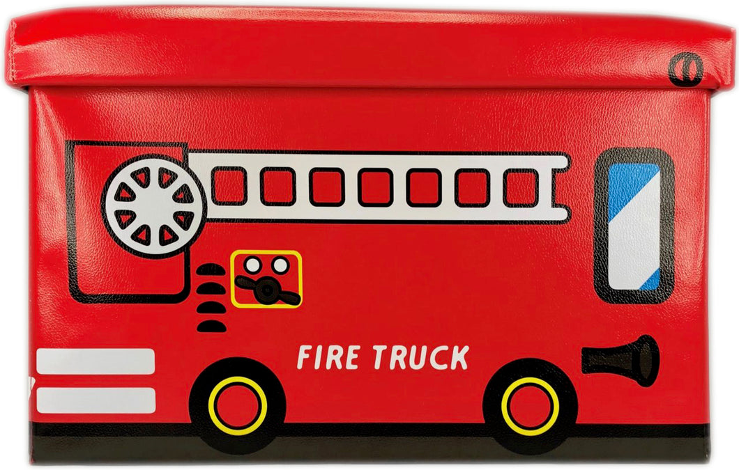 Toy Box - Fire Truck