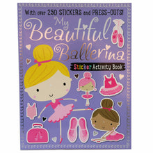Load image into Gallery viewer, My Sticker & Activity Book: Beautiful Ballerina
