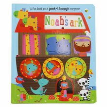 Load image into Gallery viewer, Peek a Boo Noah's Ark