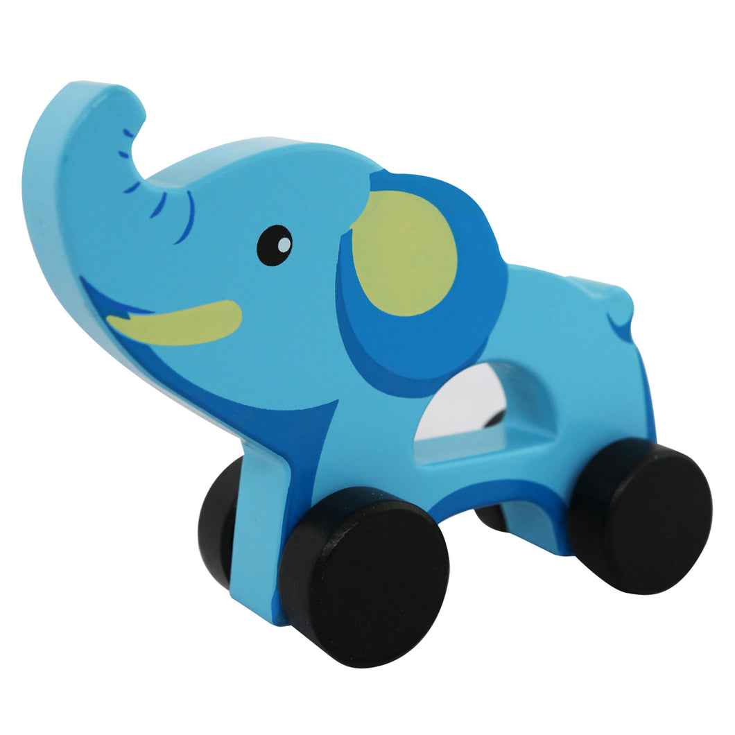 Elephant Push Toy