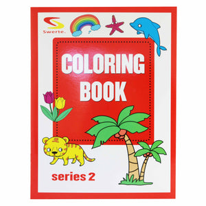 Red Book of Colouring