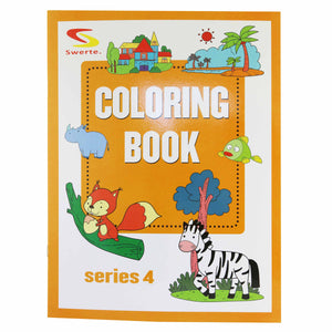 Orange Book of Colouring