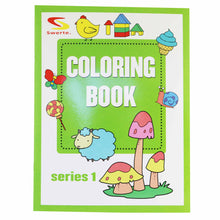 Load image into Gallery viewer, Green Book of Colouring