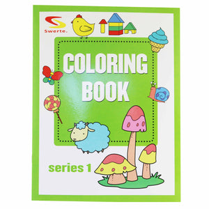 Green Book of Colouring