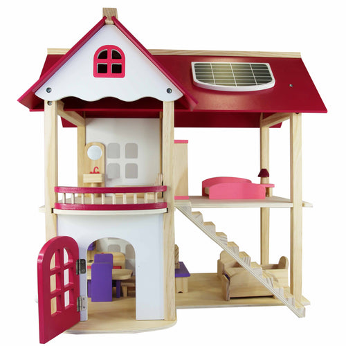 Dream Doll House - Furnished