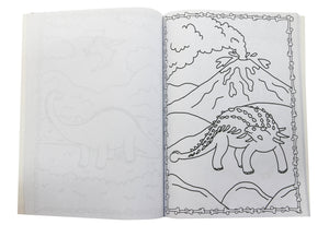 Awesome Colouring In Book