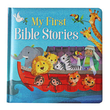 Load image into Gallery viewer, My First Bible Stories