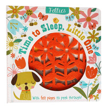 Load image into Gallery viewer, Time to Sleep Little One - Felt Book