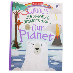 Curious Questions & Answers about Our Planet - Hard Cover