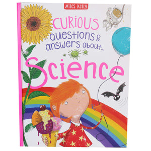 Curious Questions & Answers about Science - Hard Cover