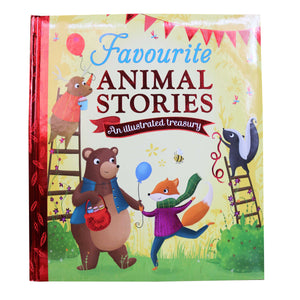 Favourite Animal Stories - An Illustrated Treasury