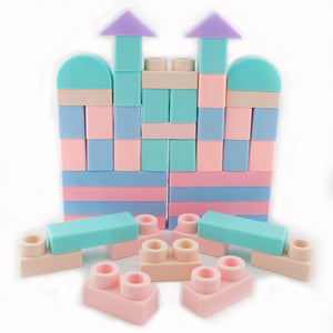 Pastel Soft Blocks (40 pcs)