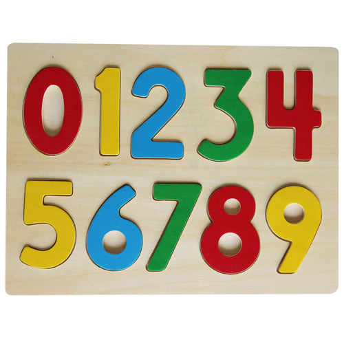 Big Numbers Puzzle
