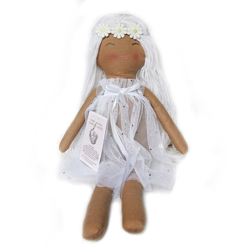 Sorbet Heirloom Doll - Caramel & Vanilla
