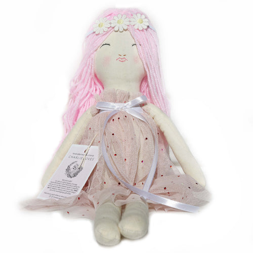Sorbet Heirloom Doll - Lait & Pinkberry