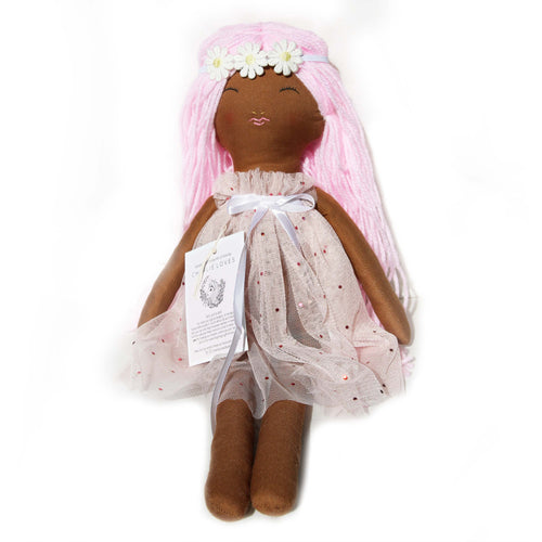 Sorbet Heirloom Doll - Cocoa bean & Pinkberry