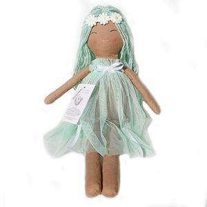 Sorbet Heirloom Doll - Caramel & Lime