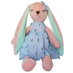Rose Rabbit - Blue Dress