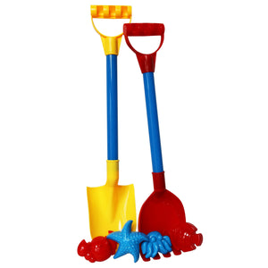 Rake & Spade Outdoor Play Set