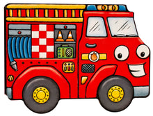 Load image into Gallery viewer, Little Fire Engine