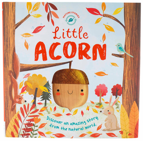 Little Acorn - Life Cycle of Trees