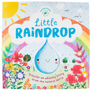 Little Raindrop - Nature Story