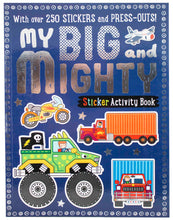 Load image into Gallery viewer, My Sticker & Activity Book: Big & Mighty
