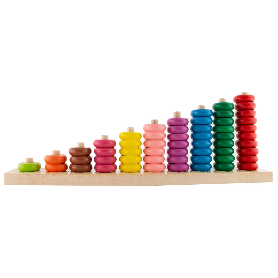 Wooden Counting Set (1 - 10)