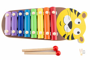 Wooden Tiger Xylophone
