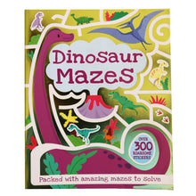 Load image into Gallery viewer, Dinosaurs - Maze Activity Book