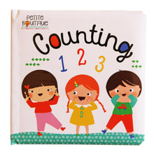 Load image into Gallery viewer, My First Counting Book - Petite Boutique