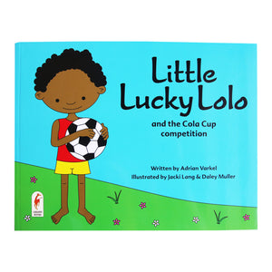 Little Lucky Lolo by Adrian Varkel - English