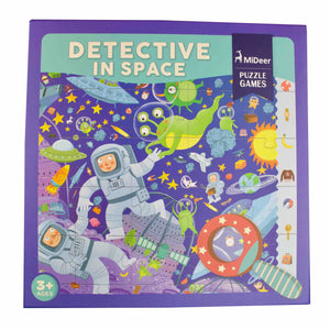 Detective in Space Puzzle