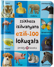 Load image into Gallery viewer, IsiXhosa First 100 Animals Book