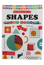 Load image into Gallery viewer, Learn & Play Shapes Book