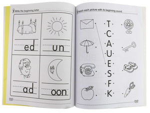 Learn & Play Activity Book