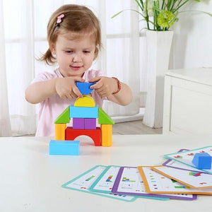 Wooden Block Game - Tooky Toy