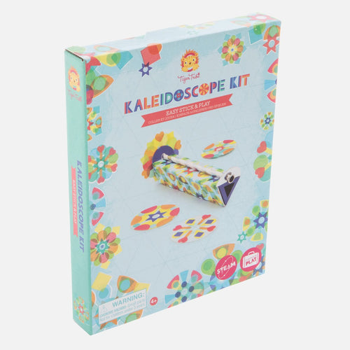 Kaleidoscope Kit - Easy Stick & Play - Tiger Tribe