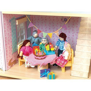 Doll's House Party Accessories - Le Toy Van