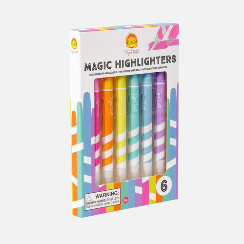 Magic Highlighters - Tiger Tribe