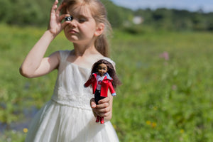 Wildlife Photographer Doll - Mia Lottie