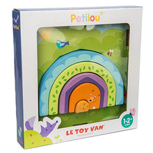 Load image into Gallery viewer, Tunnel Puzzle Momma Bear - Le Toy Van