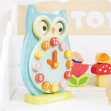 Load image into Gallery viewer, Blink Owl Clock - Le Toy Van