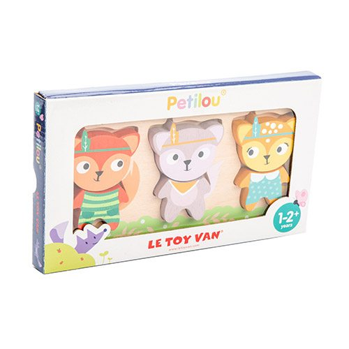 Little Fox Puzzle - Le Toy Van
