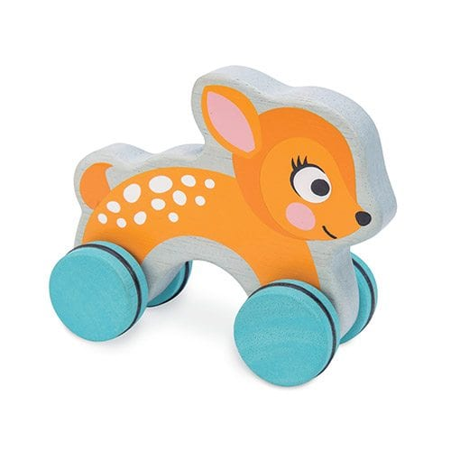 Dotty Deer on Wheels - Le Toy Van