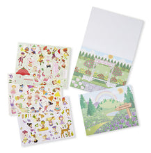 Load image into Gallery viewer, Scratch & Sniff Sticker Pad- Floral Fairies - Melissa & Doug