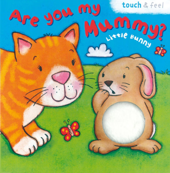 Touch & Feel - Are You My Mummy? (Little Bunny)