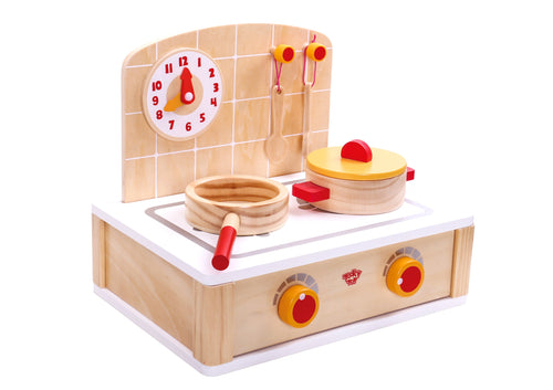 Cute Kitchen Set - Tooky Toy